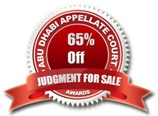 Judgment for sale