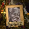 Nelson Mandela 'is now at peace'