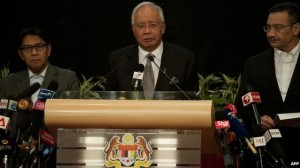 Missing-plane-lost-in-Indian-Ocean-Malaysian-PM-announces