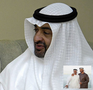 """A 'Fugitive From Law': """"Sheikh Mohammed Bin Zayed, Head of A Repressive Regime, Abu Dhabi, UAE, Is A Fugitive From Law In Legal Term""""."""