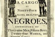 The history of Slavery and the transatlantic slave trade