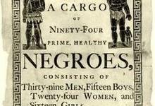 The history of Slavery and the transatlantic slave trade